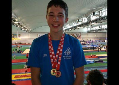 Liam Isaac English DMT Champion 2017